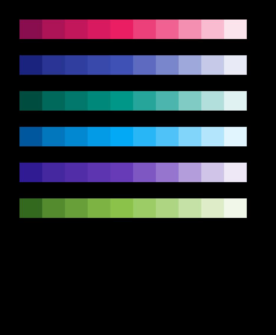 Colour bar by pasteltakashi