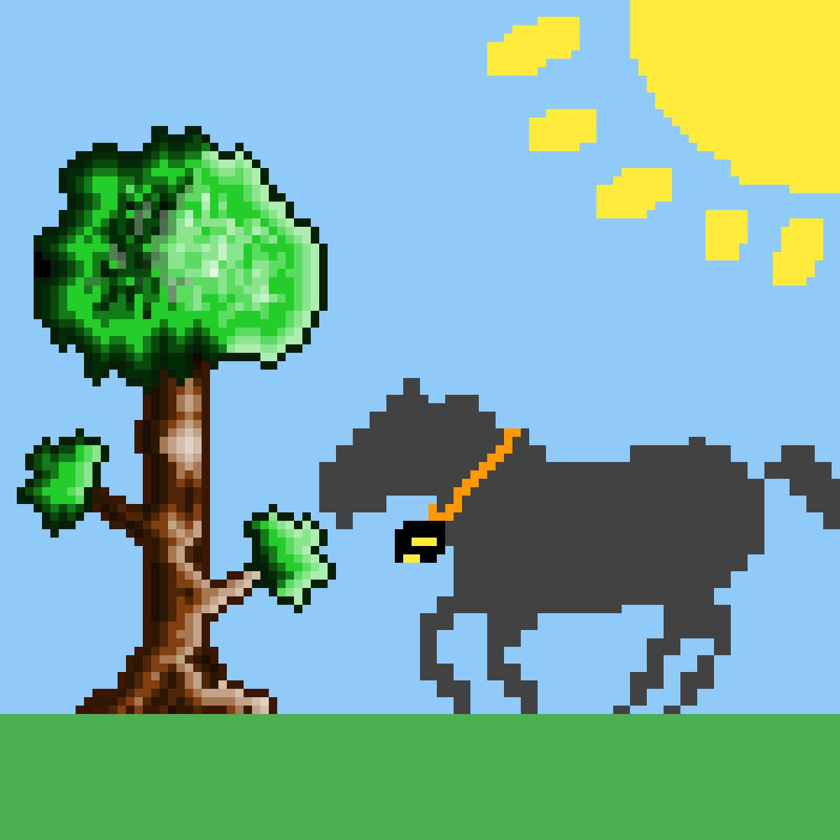 horse by jazzyjj