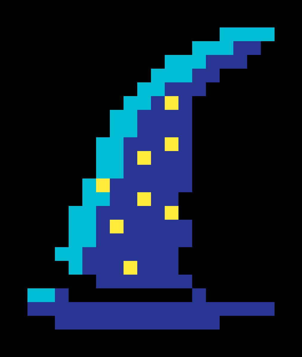 Sorcerer's Hat by JbezoarJr
