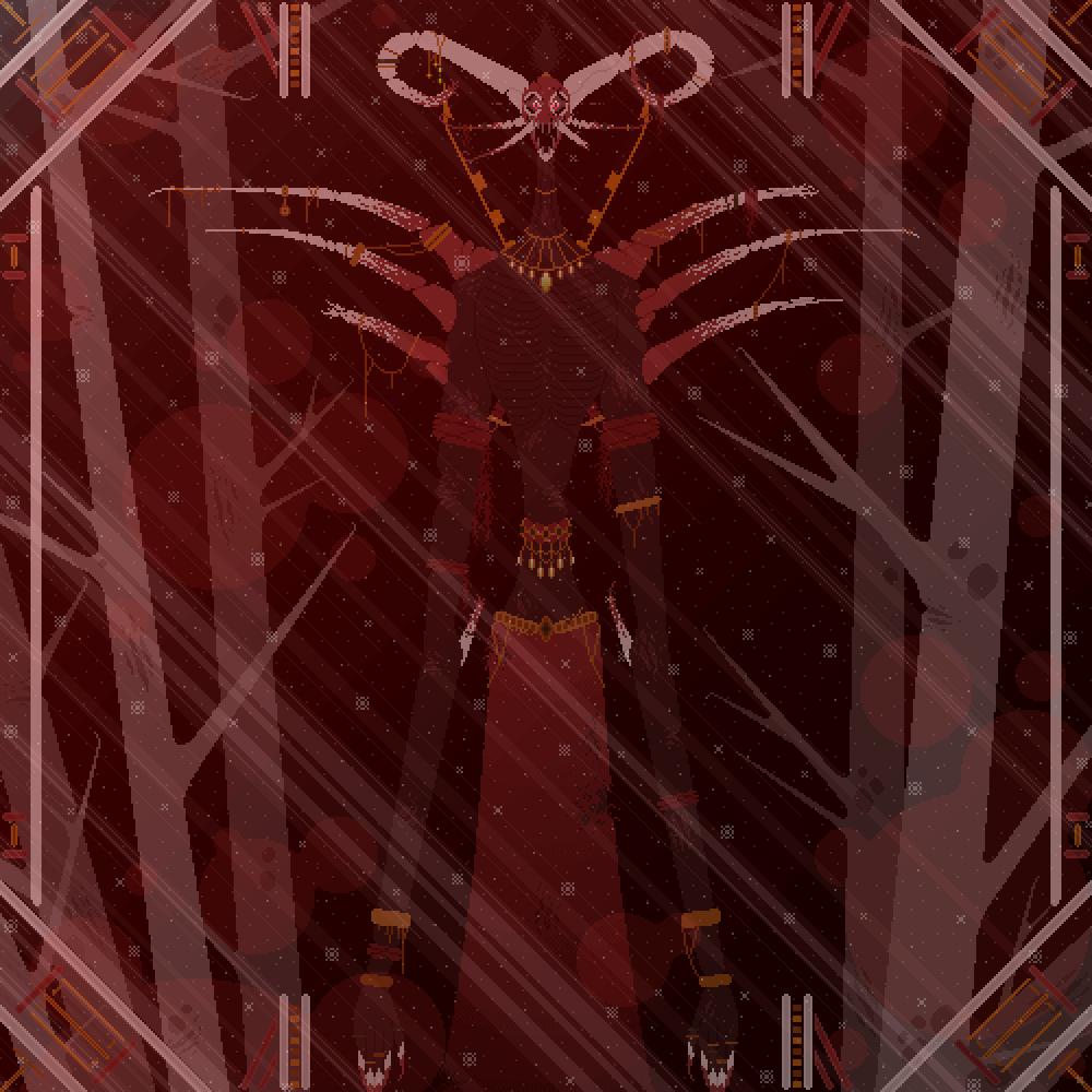 main-image-The Battle-Bond Oni  by EmeraldSerpent