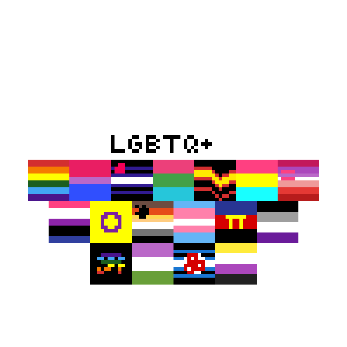 Flags by TheEpixTrap