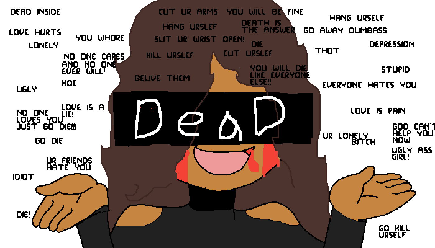i want to die! yay by Savy-the-homie