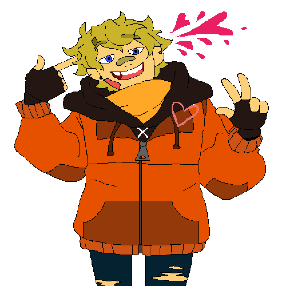 main-image-Kenny from South Park  by GASTALE-SANS
