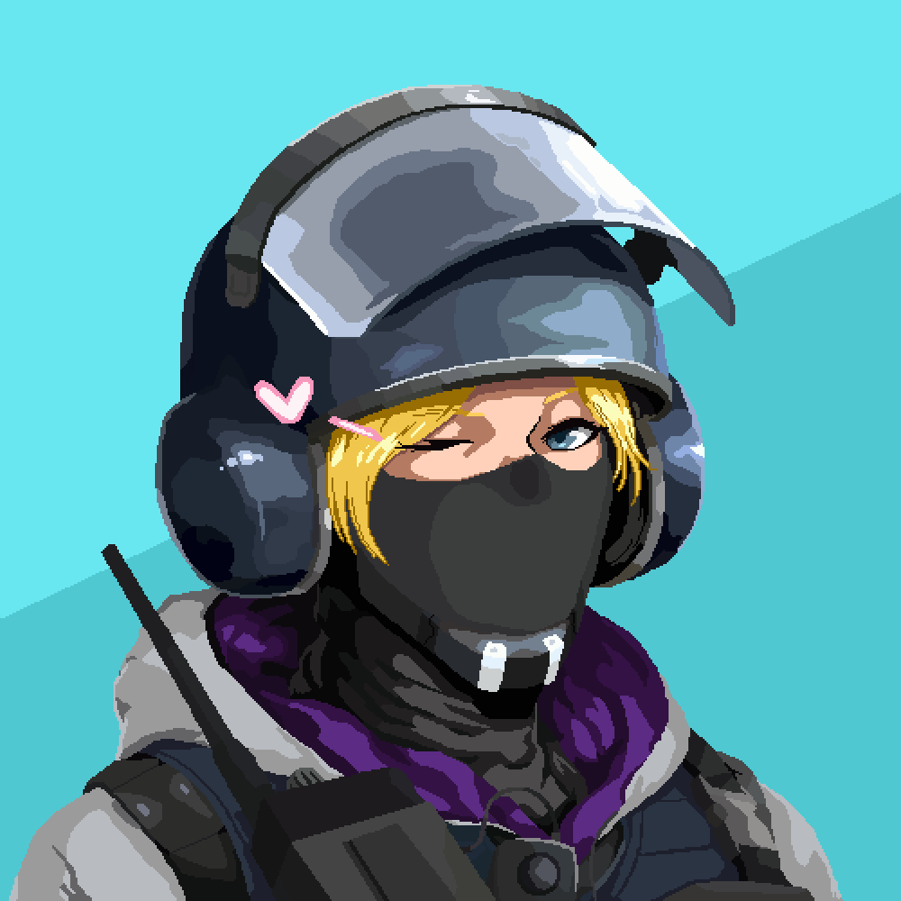 main-image-IQ Rainbow Six Siege  by D34THFORMABOVE3