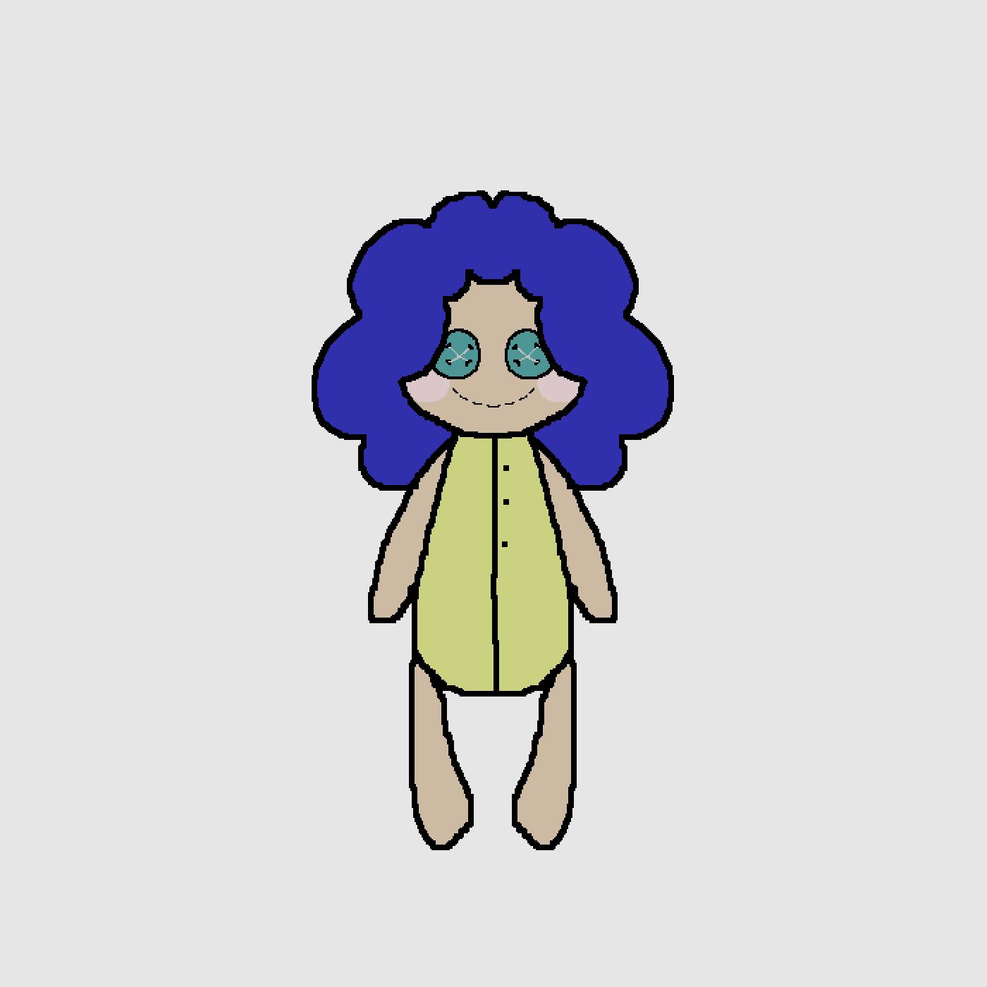 doll  by bitter-pill