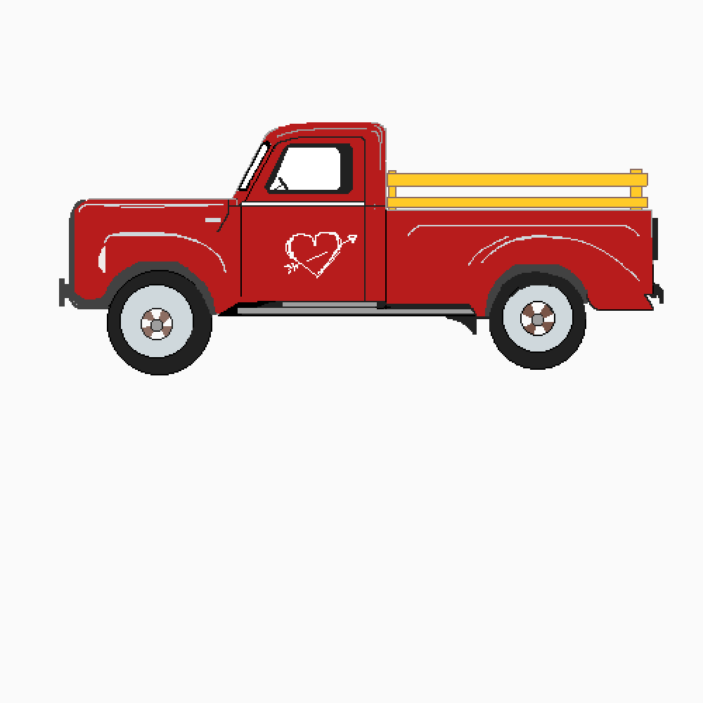 Love that Old Truck by kharris