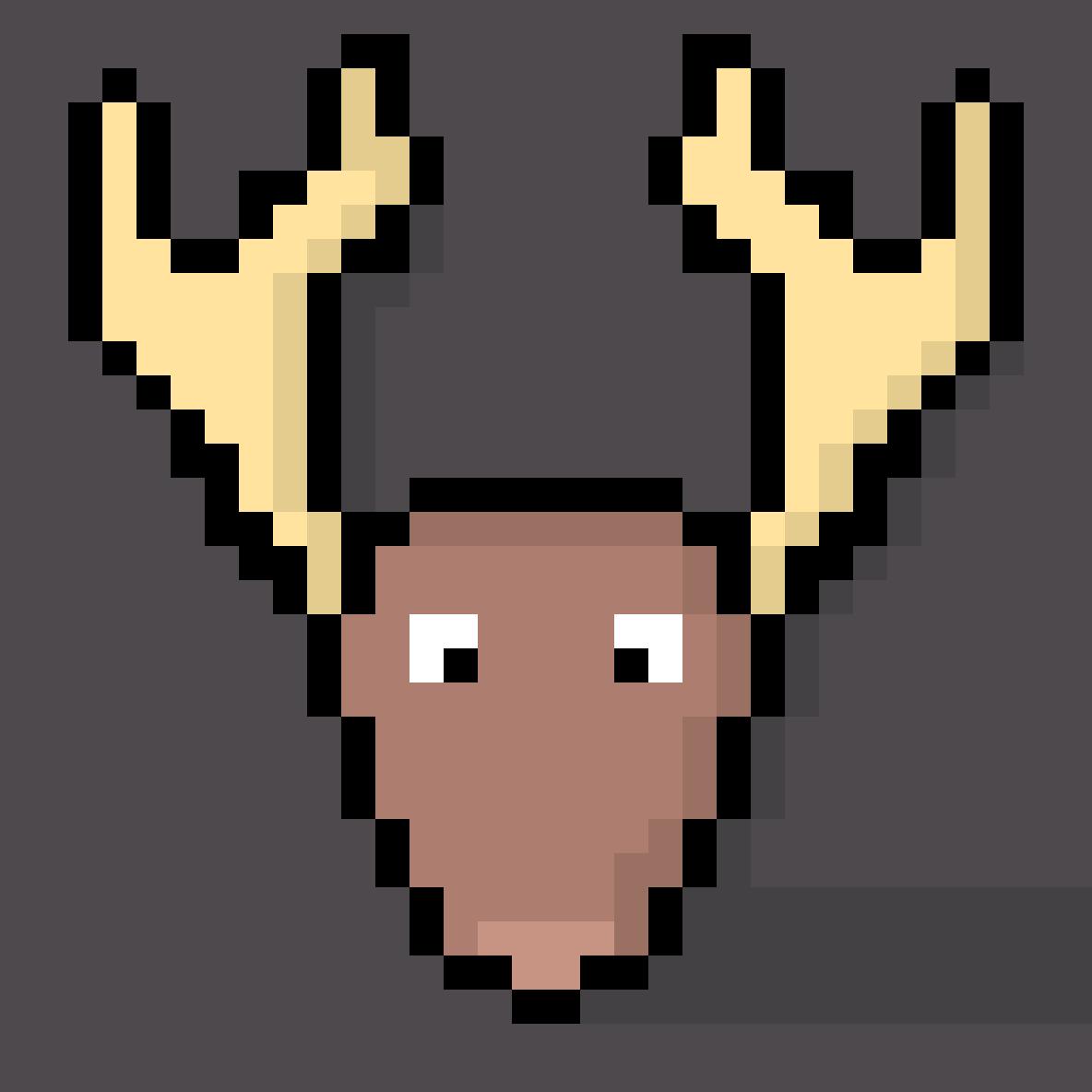 Deer by Lil-G