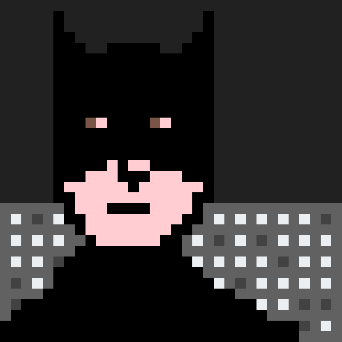 Batman by PixelNArt