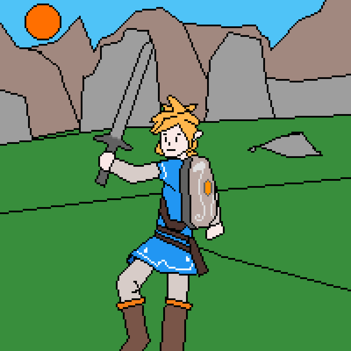 Link by TryingStuffOut