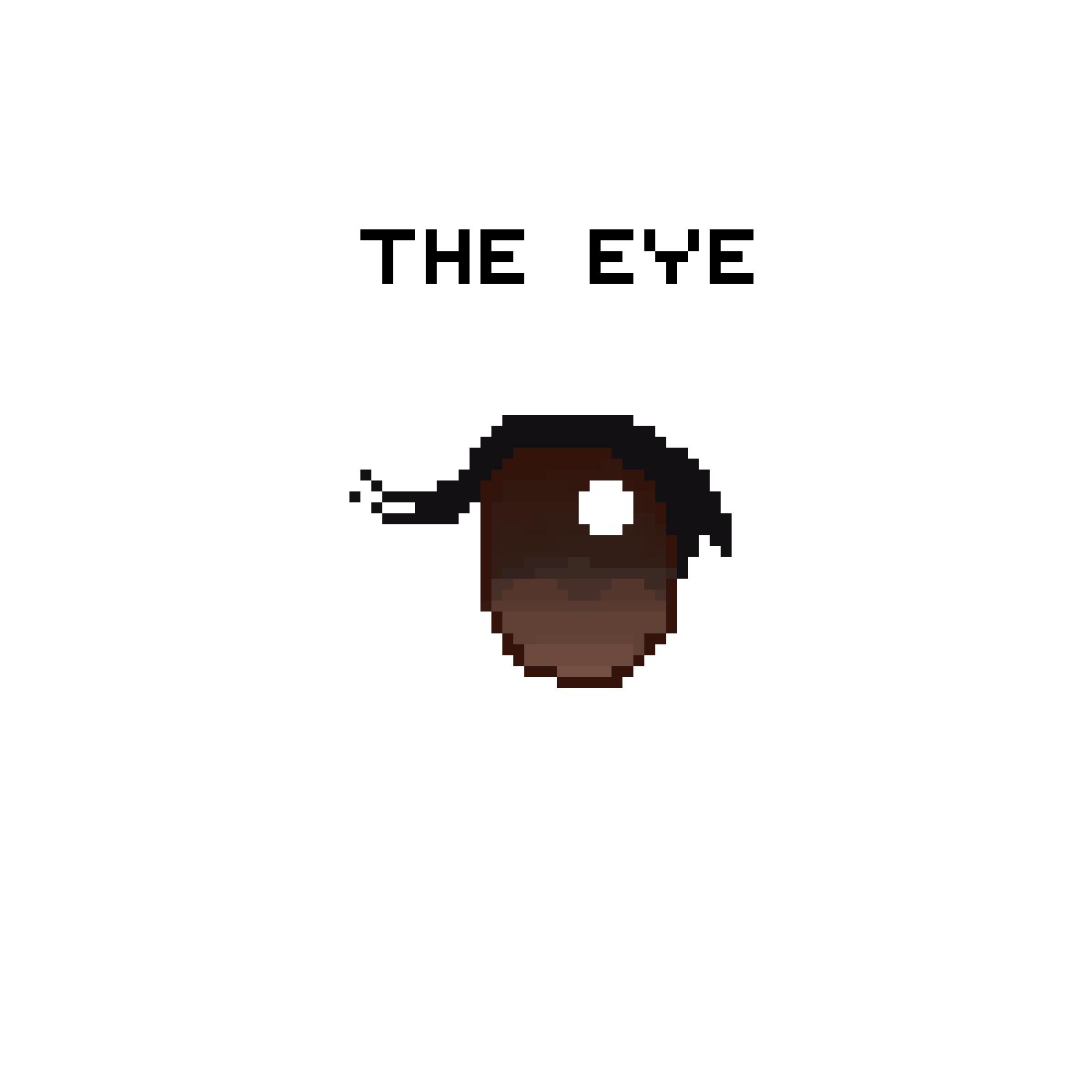 The eye by Mikachuu