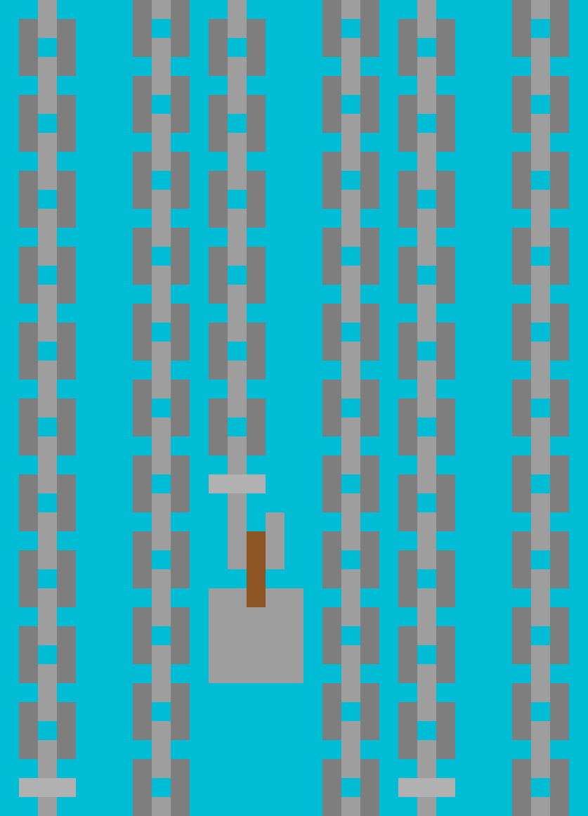 chain pulley by CodebotLB