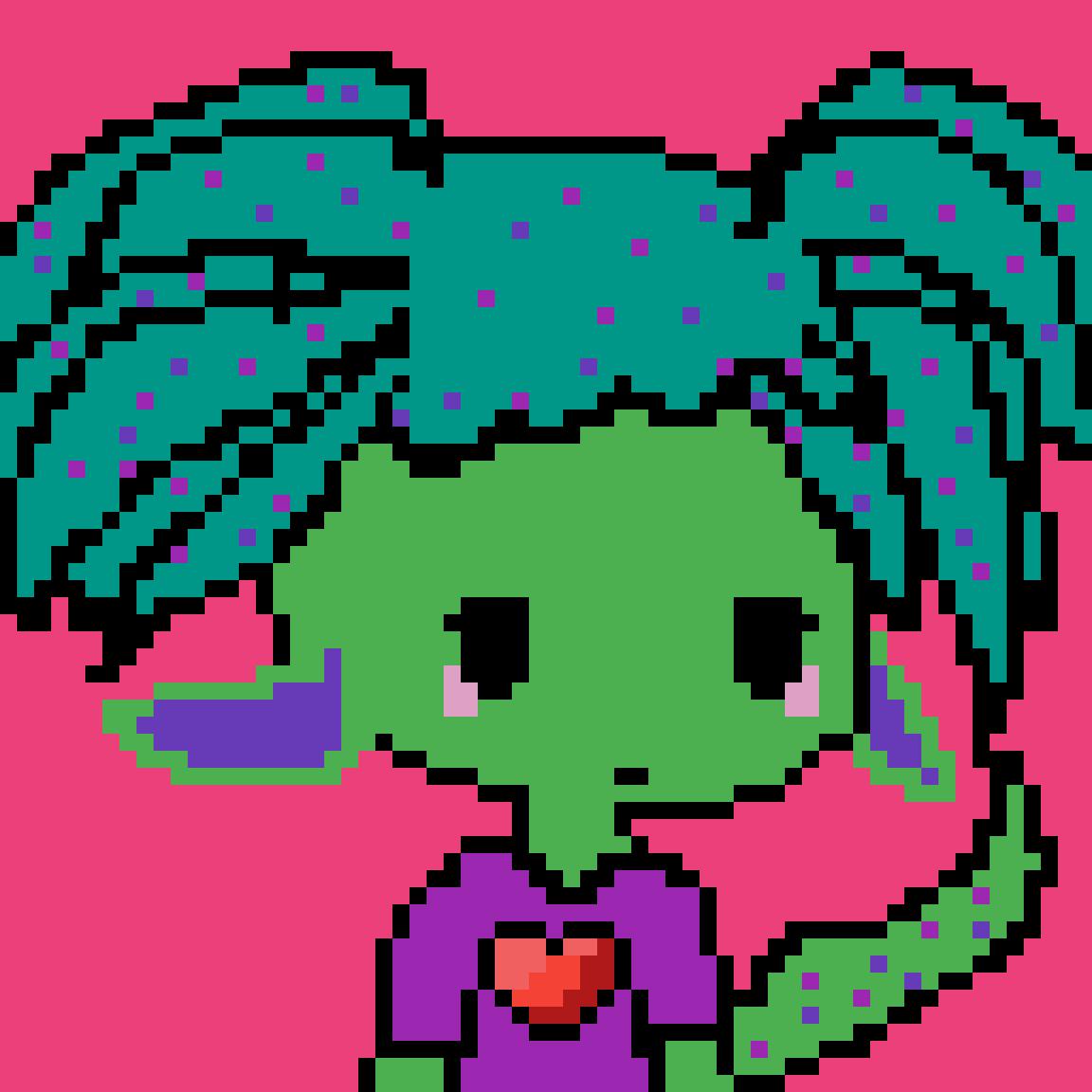 main-image-Alian girl  by Avacodoiscool