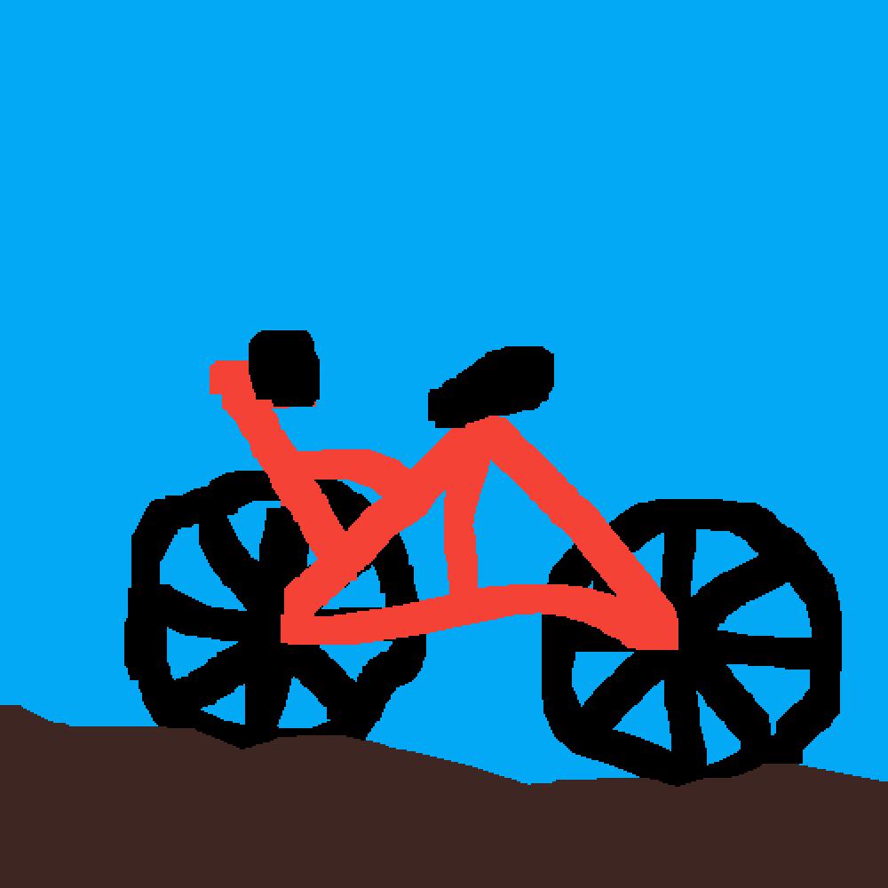 bike boi by Battle-Chiccen