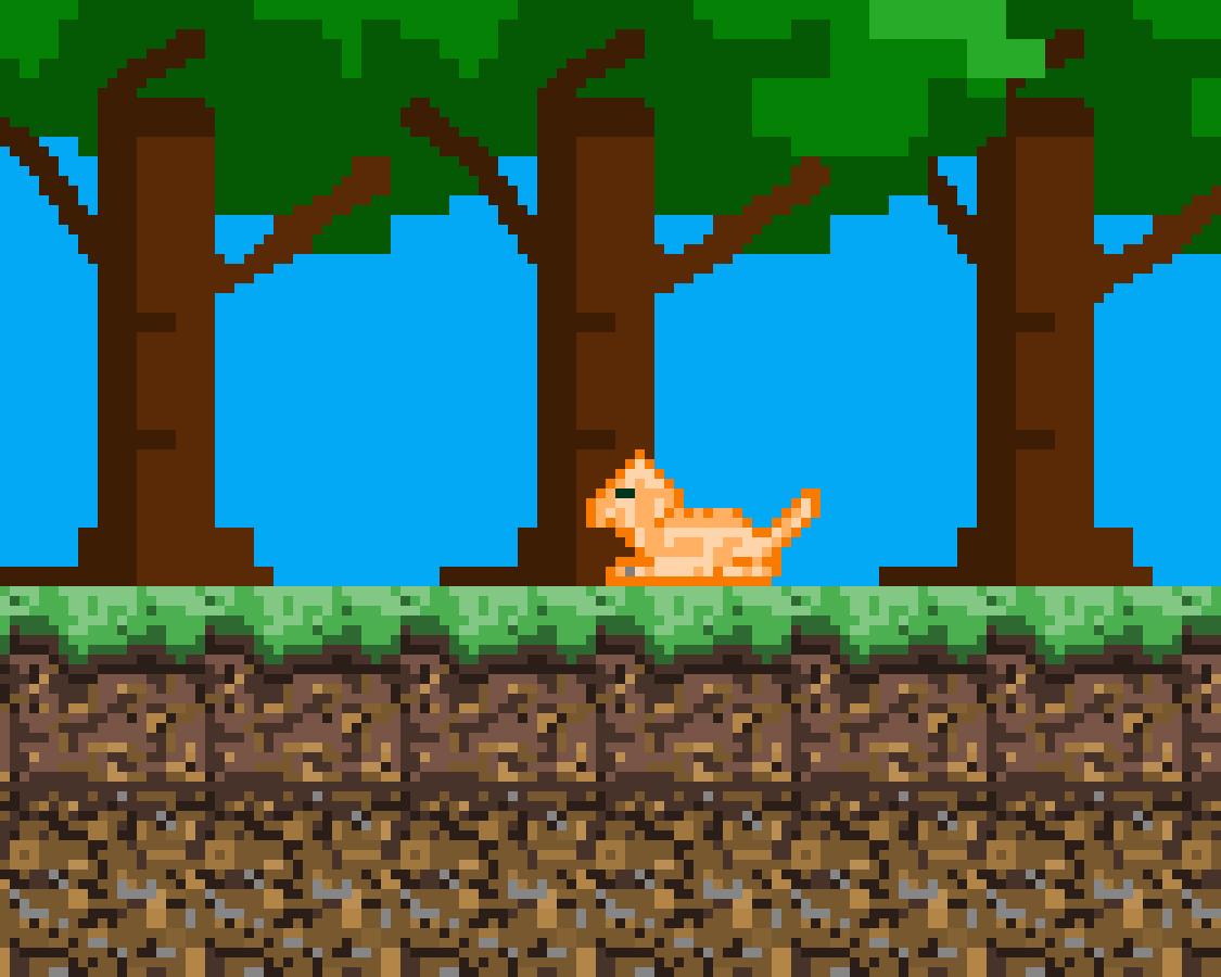 Cute little cat by CobaltCat