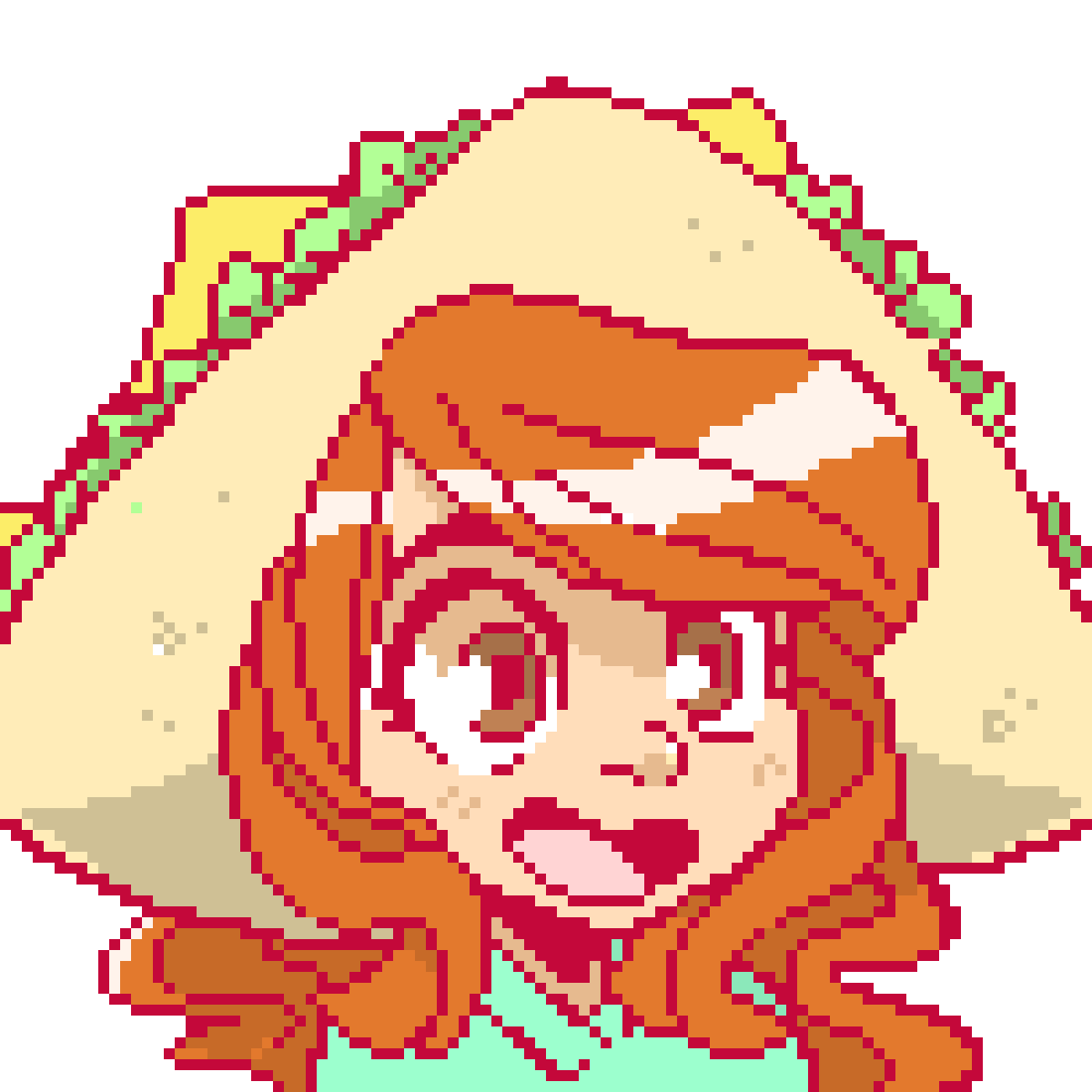 Pixilart Lucahjin By Smileygamer Hello, my name's milka and i love cute things and pokemon! pixilart lucahjin by smileygamer