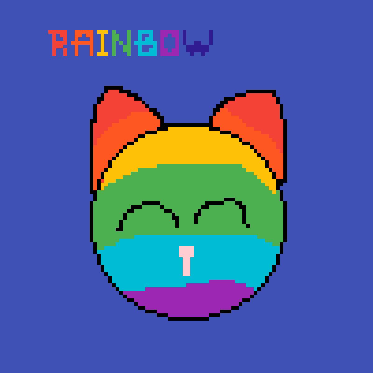 rainbow oc