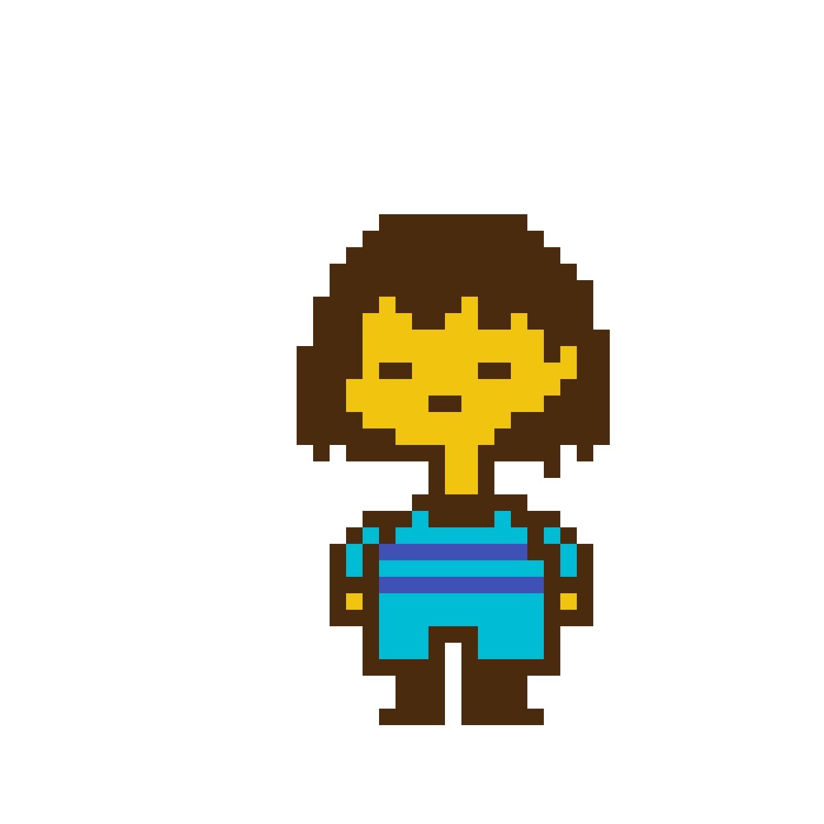 main-image-Froze!tale frisk  by Toastkid-Games