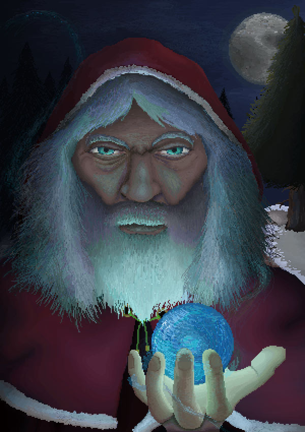 Christmas Magic - December Contest
