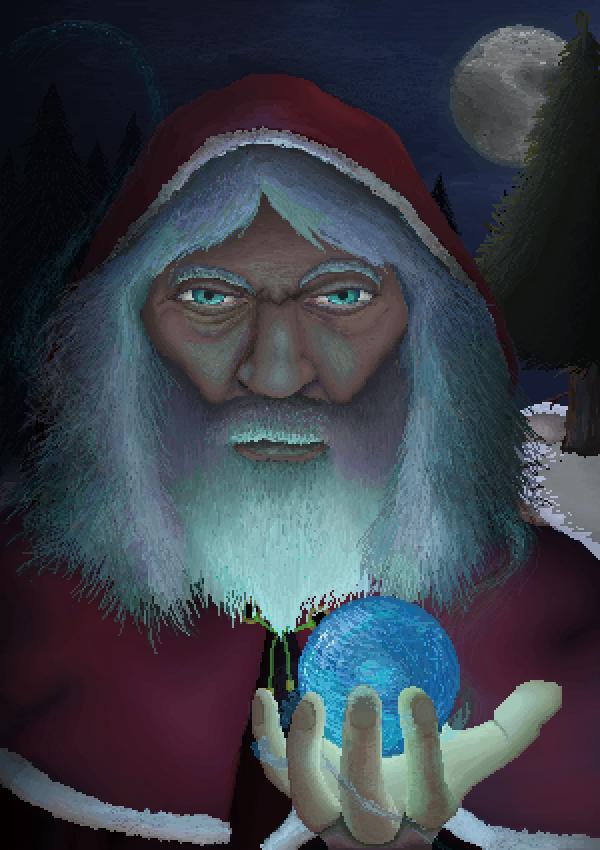 Christmas Magic - December Contest by Aldik