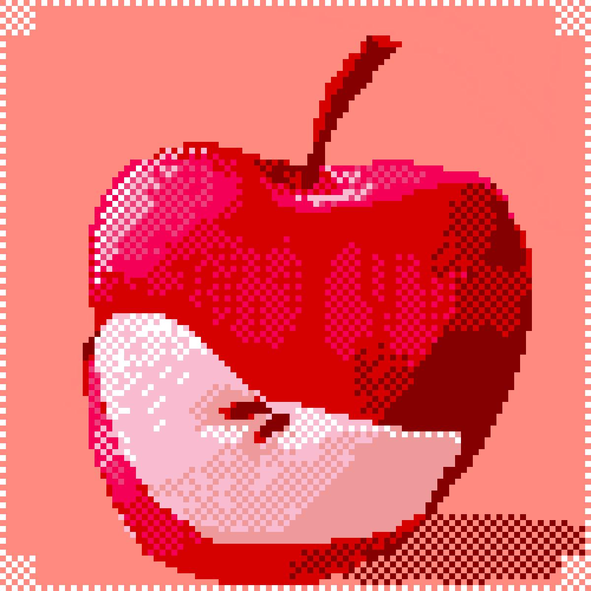 main-image-Apple  by ThaSilentArtist