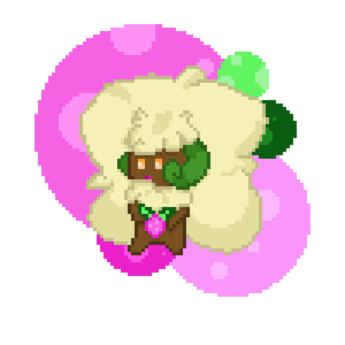 Whimsicott by JadeSteel