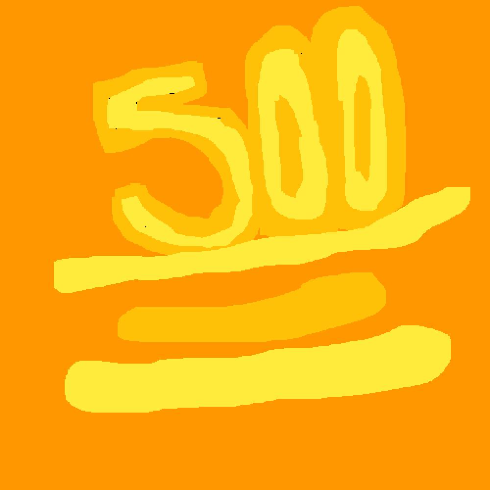 main-image-500 PEEPS 500 FOLLOWERS   by jazzyjj