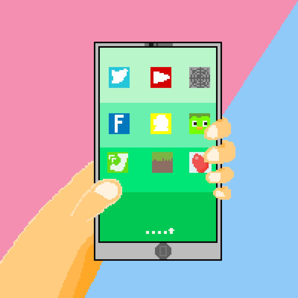 phone 2 by Indie4caps