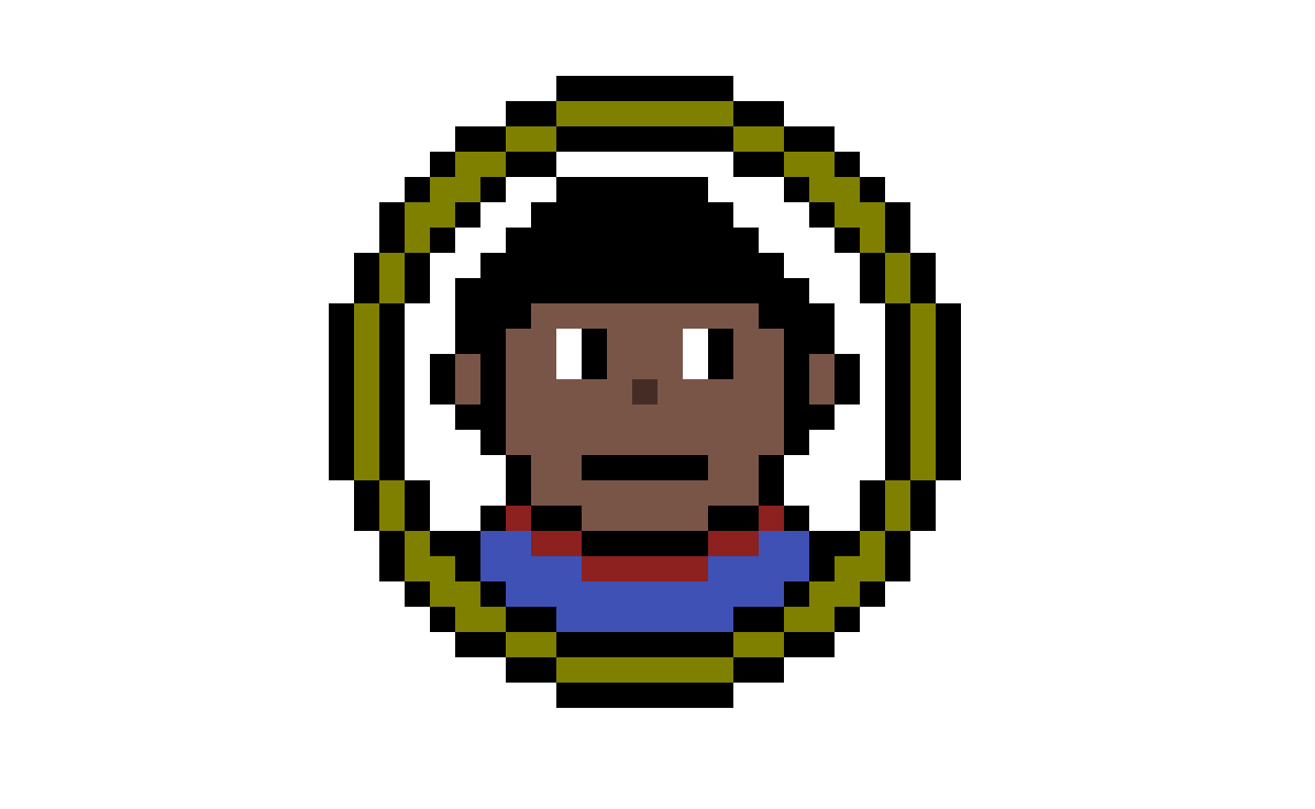 Captain Super Icon by Pixel-Lord-12