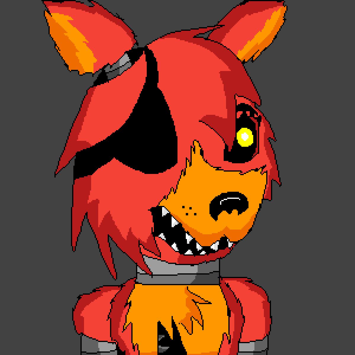 Foxy by Sammygamer