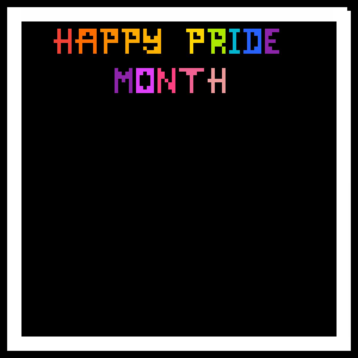 pride month flag base by Cinder-Deltale