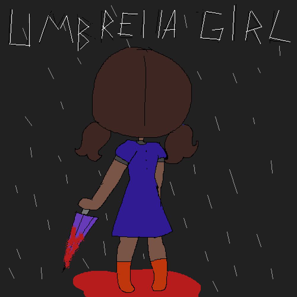 Umbrella Girl by DestinyChanYT