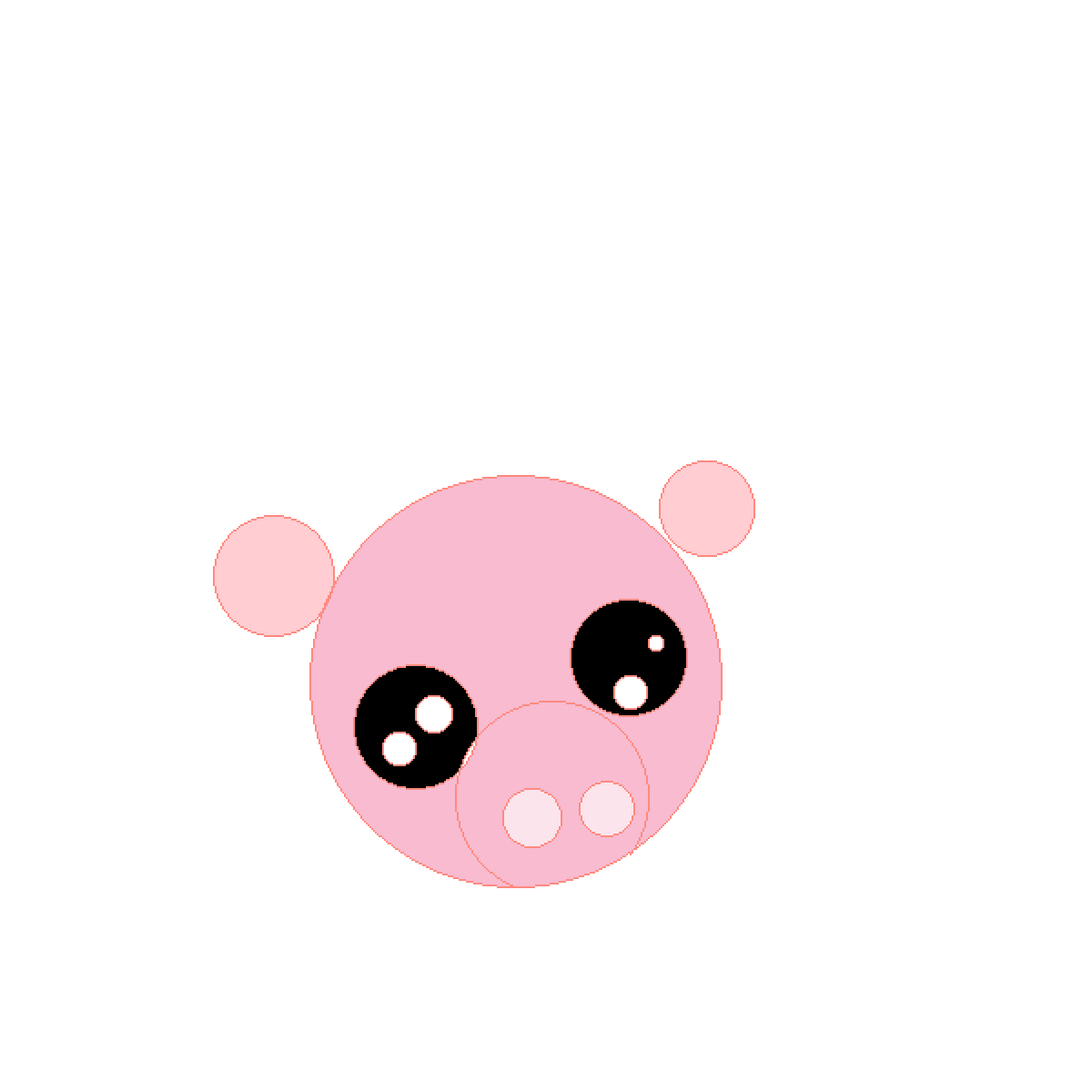 le pig child  by lizy963298523
