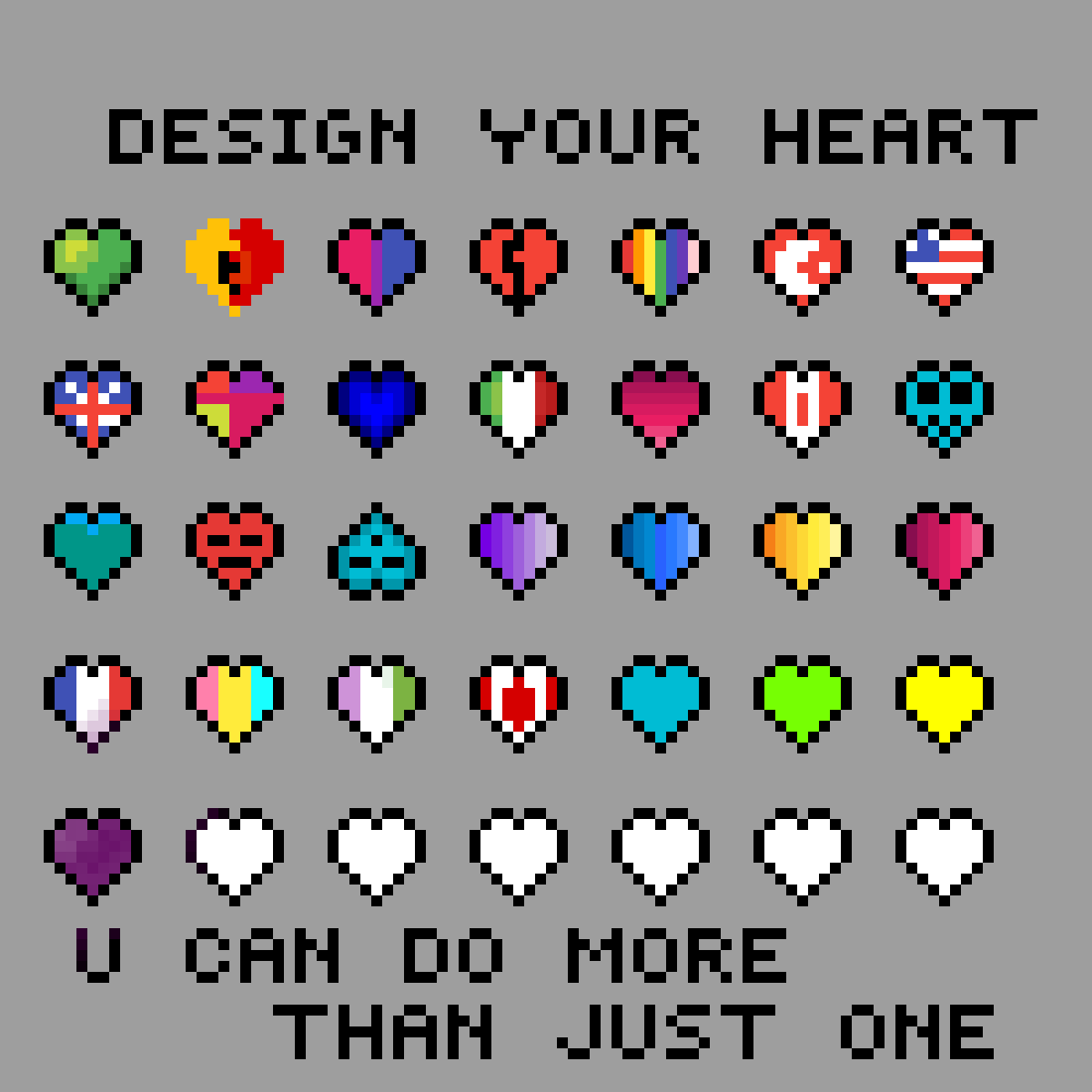 Color a heart! by Pixel-Lil