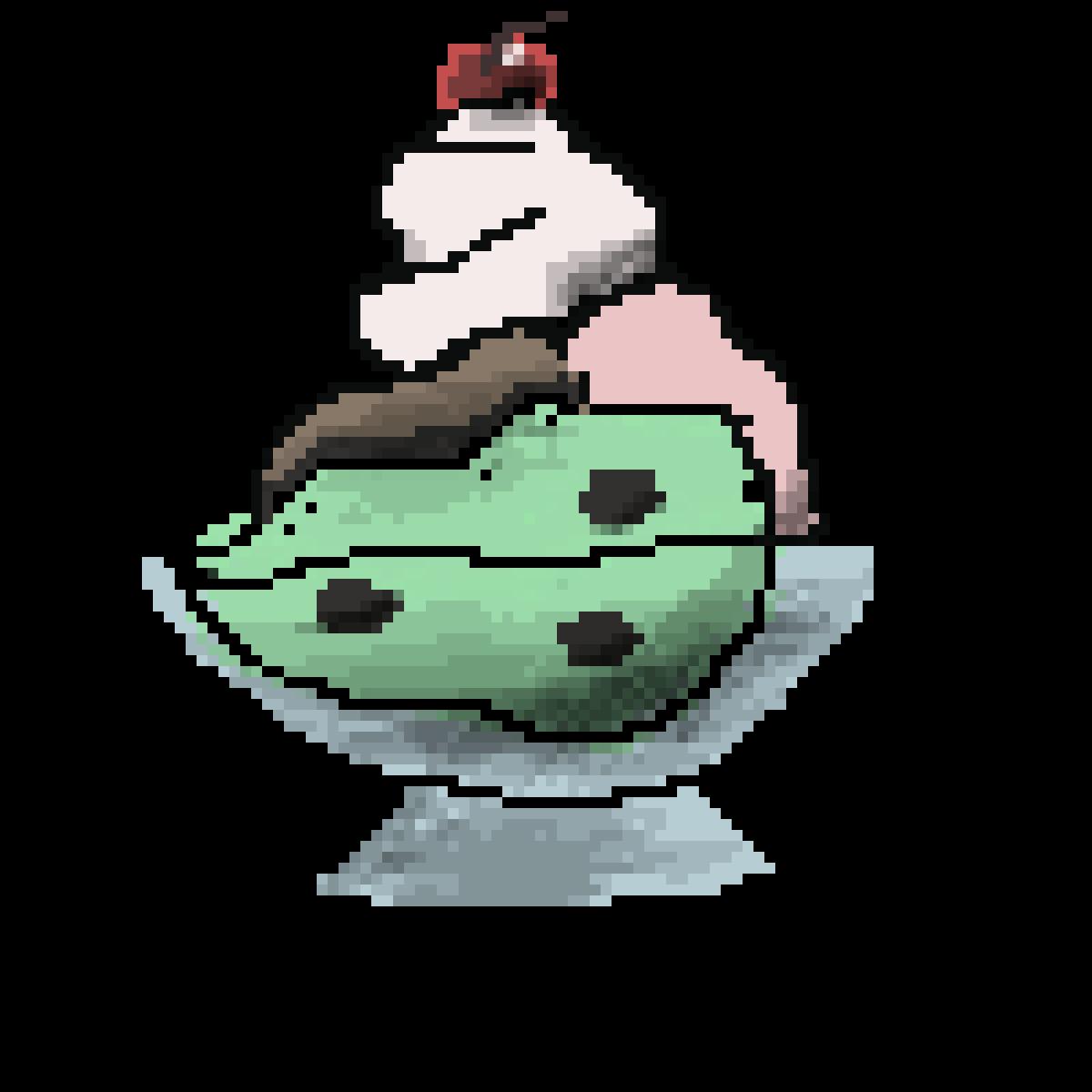 Ice cream by VbotGamer
