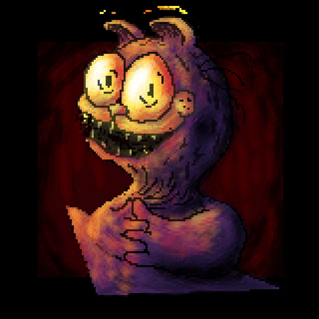 Garfield Contest entry: Let's talk John