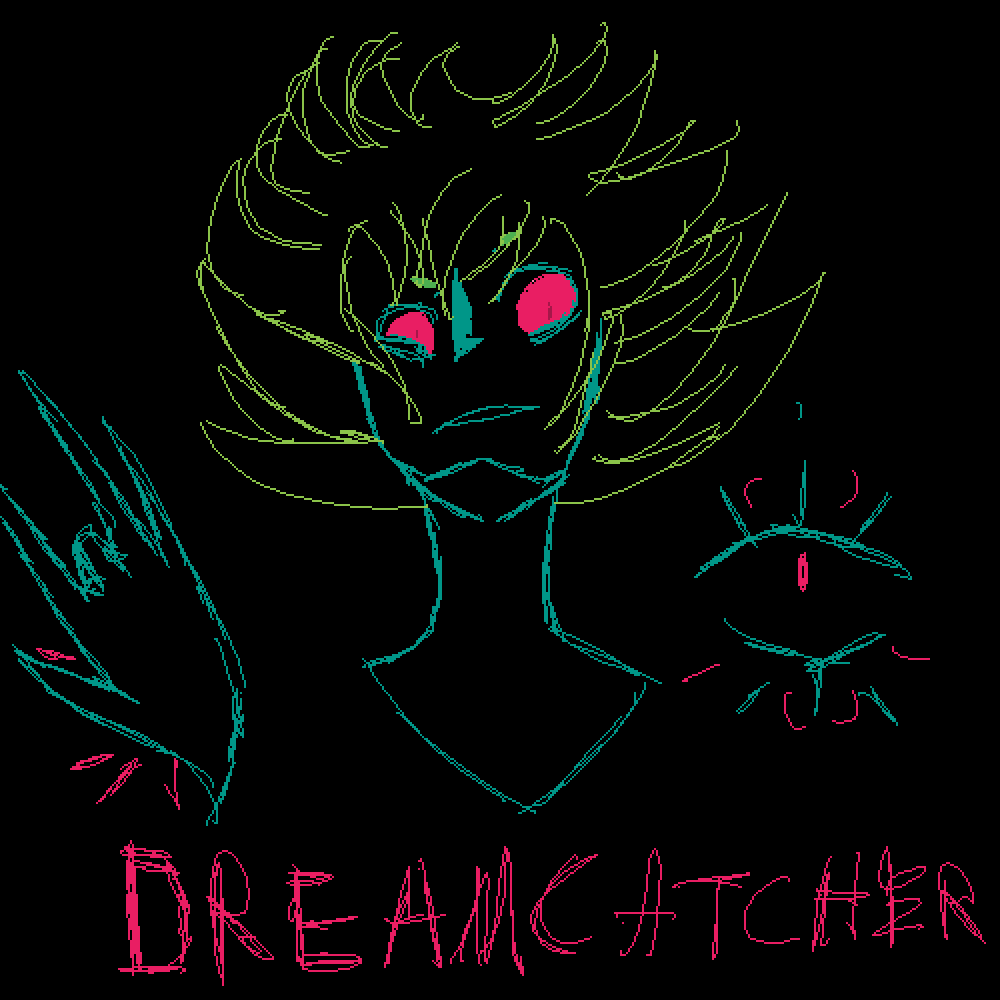 Dreamcatcher (title cover) by Perron