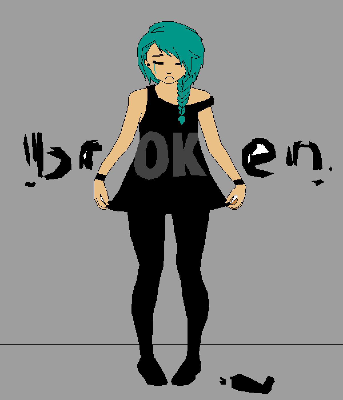 I AM brOKen by trans-boi
