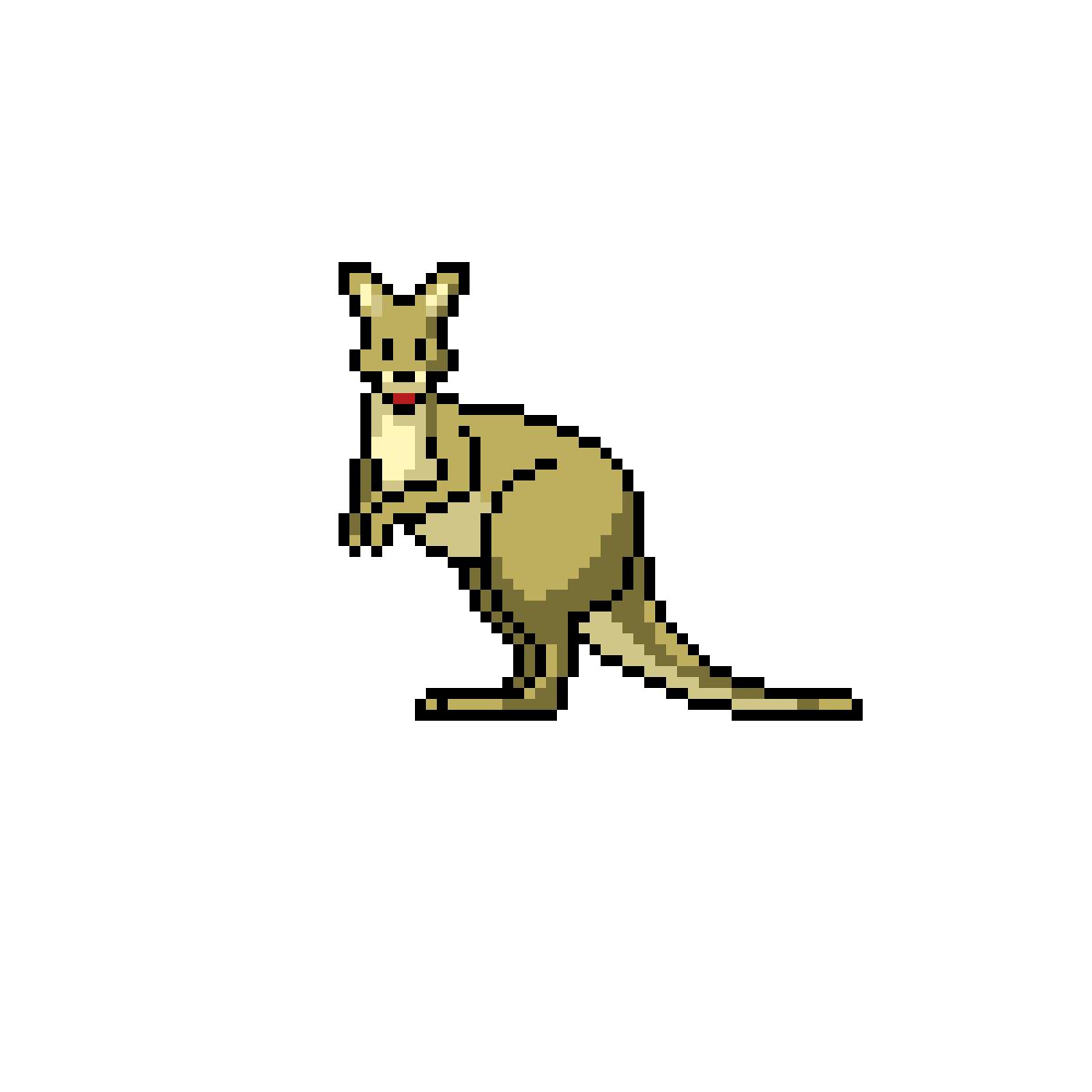 kangaroo by mcdonough