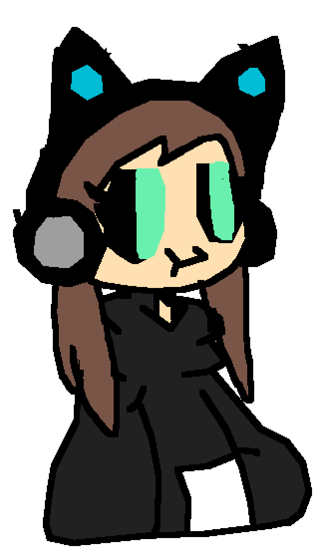 My gacha character by ddlcandyoutube