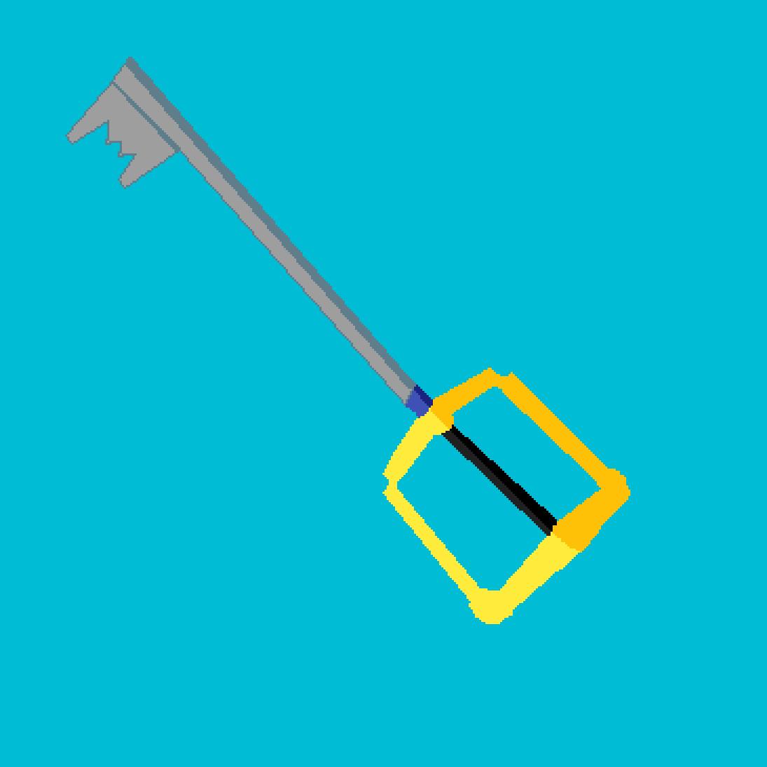 main-image-Sora's Keyblade  by brightnight23