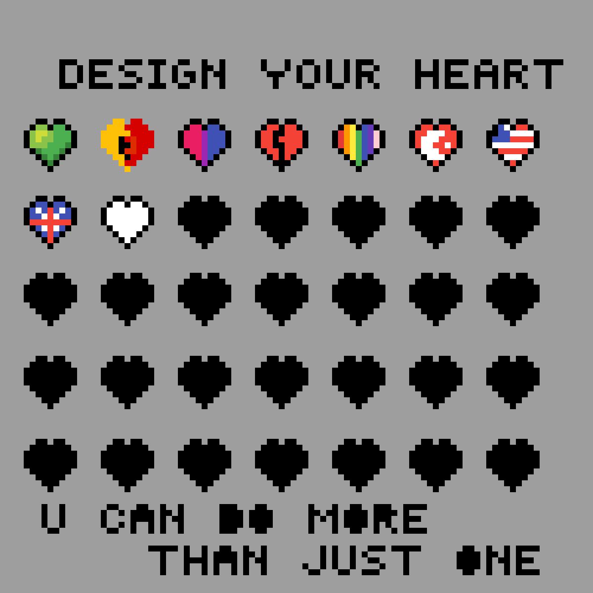 Hearts by Cendra