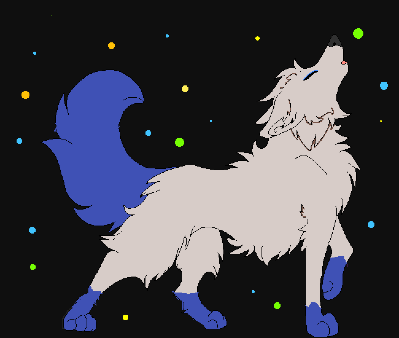 main-image-Night Wulf  by giesea214