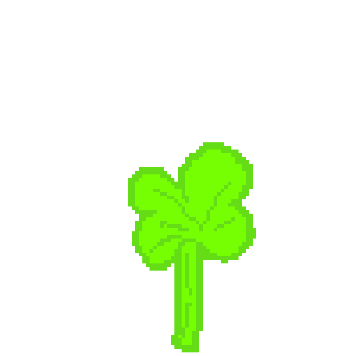 IT'S A FOUR LEAF CLOVER!!!!! by Lee200712
