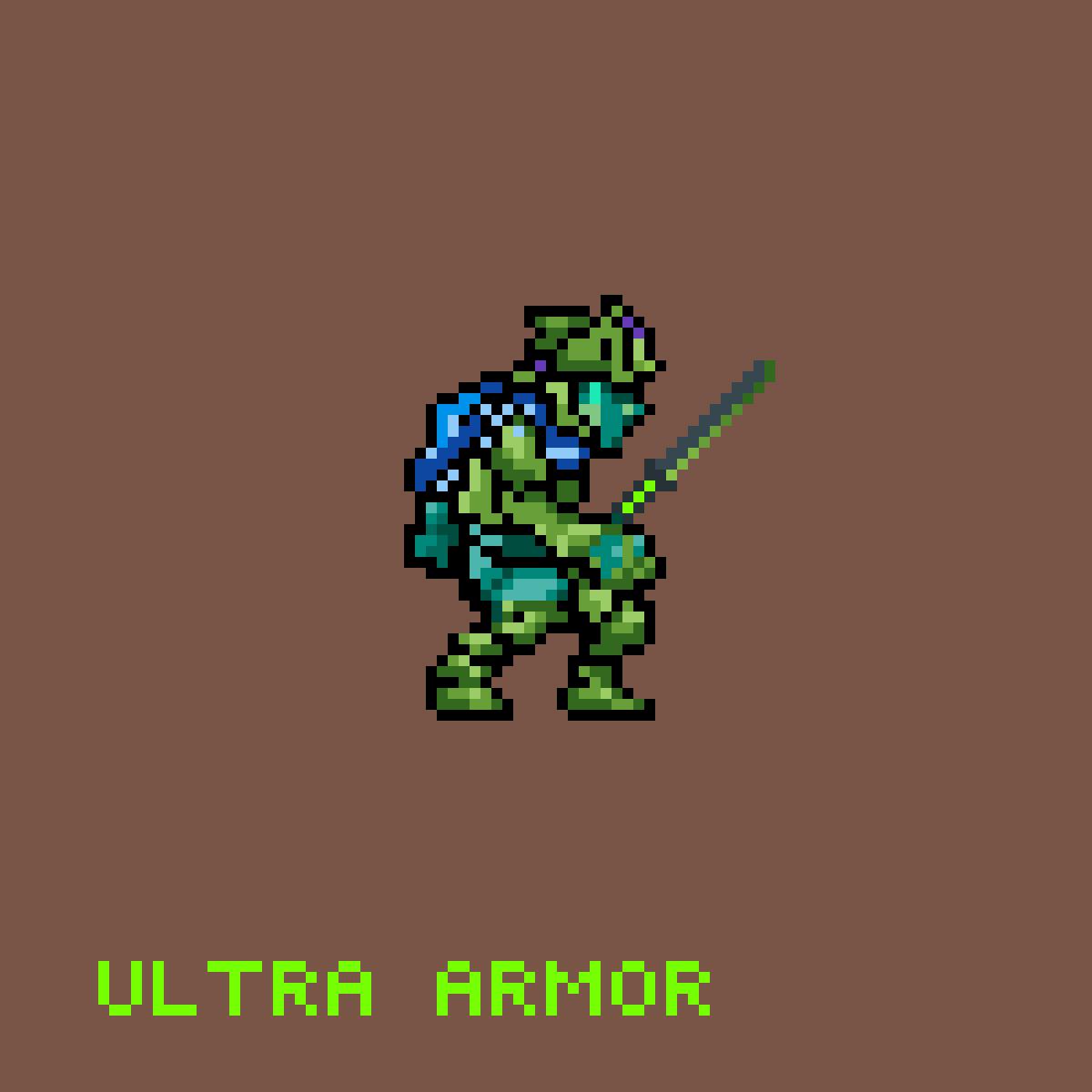 Ultra's Armor by Ultracruz