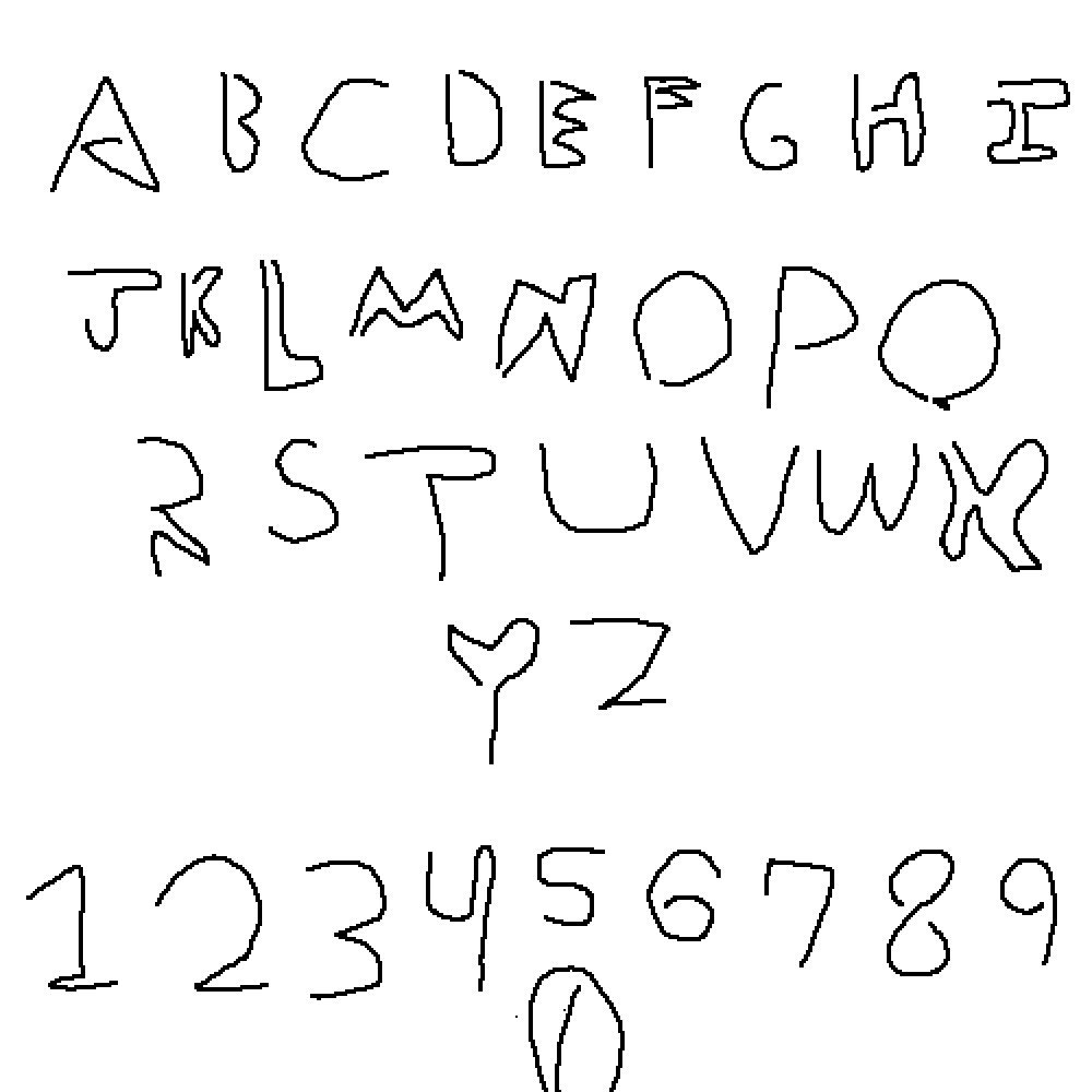 uwu fonto by spline