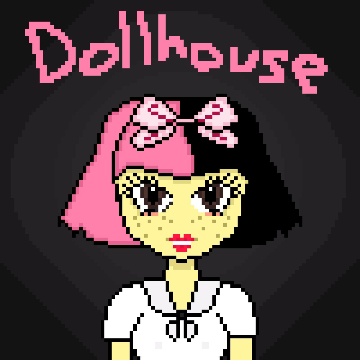 Pixilart Dollhouse Melanie Martinez Art By Anonymous