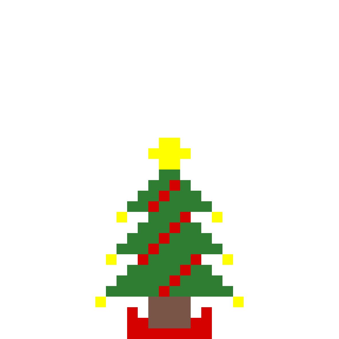 Christmas Tree by Demon