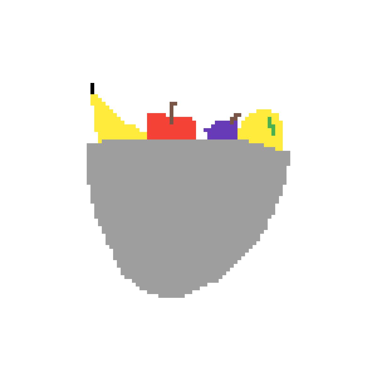 The Fruit Bowl by hazelnutcream