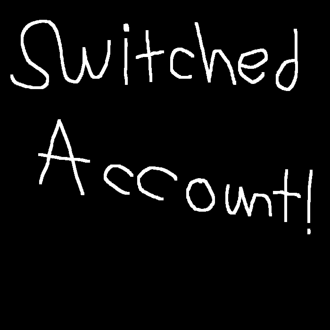 SWITCHED ACCOUNT! by ArticFoox