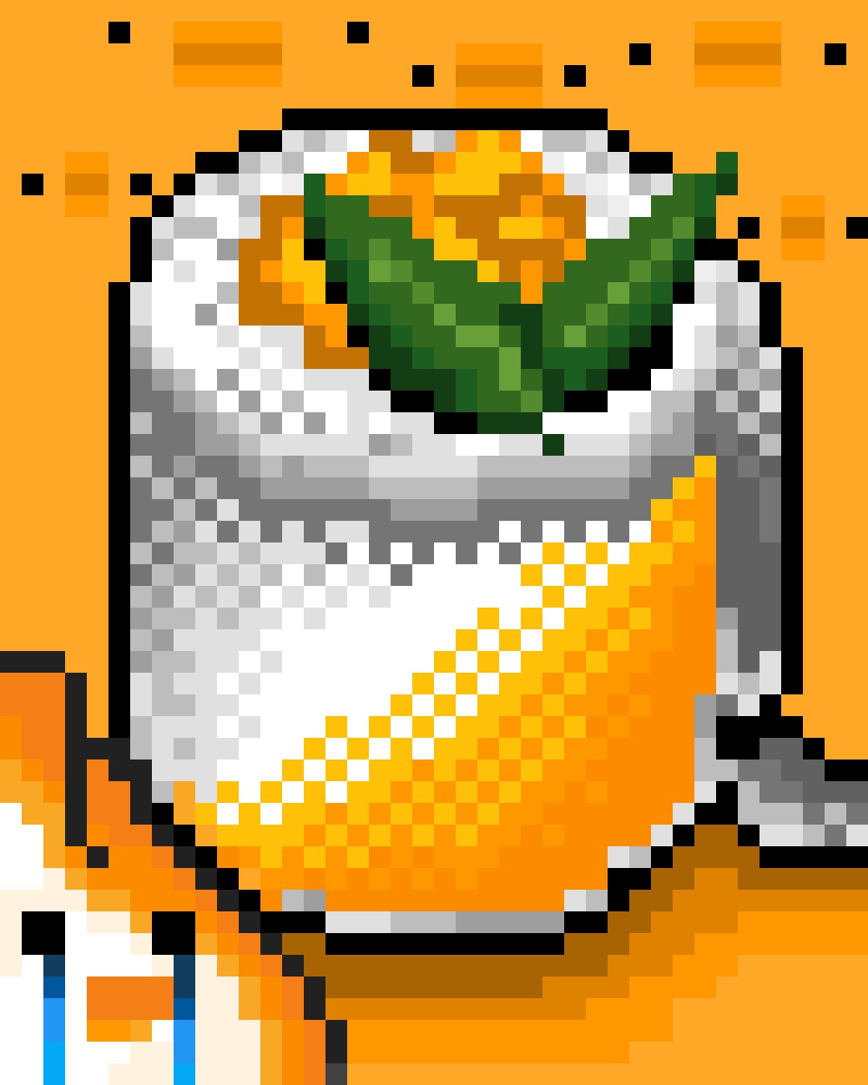 Mango Pudding or Beer ( 〃´艸`)  by milinmeji1013